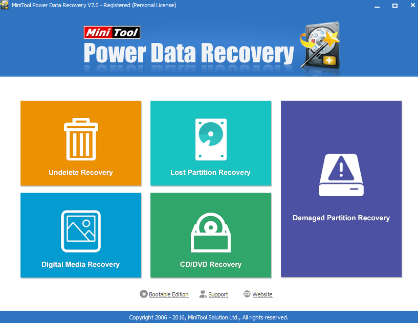 MiniTool's Power Data Recovery Review